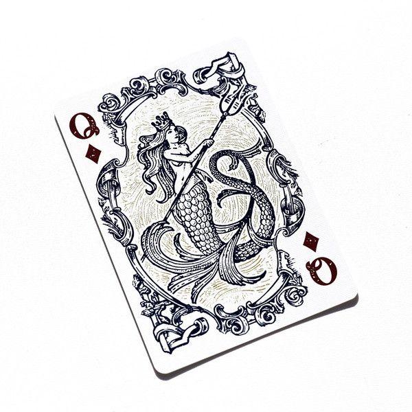 Make Custom Playing Cards Part - 32: HMNIM X Du0026D Playing Cards