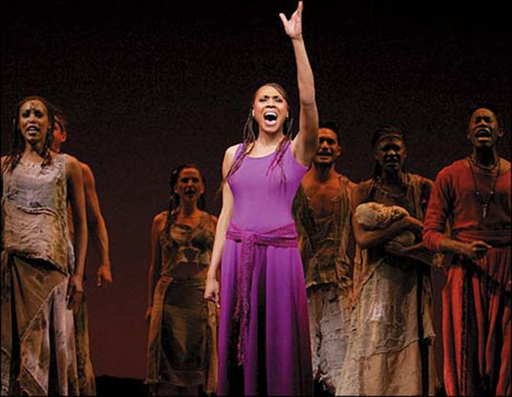 """Written in the Stars"" – Aida (Broadway)"