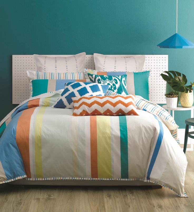 Nu Edition Bombay Duvet Cover Set - view full collection - duvet covers - queenb