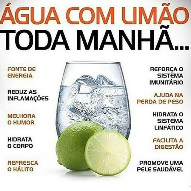 Forma Correta De Consumo Utilize Agua Morna Esprema Meio Limao Em