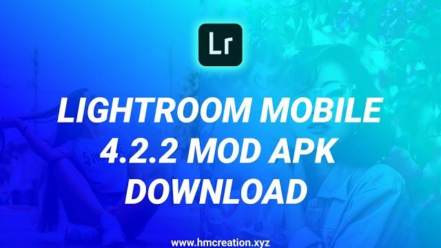 Download Lightroom Cc Mod Presets Apk