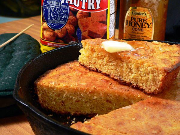 Skillet Cornbread | Recipe