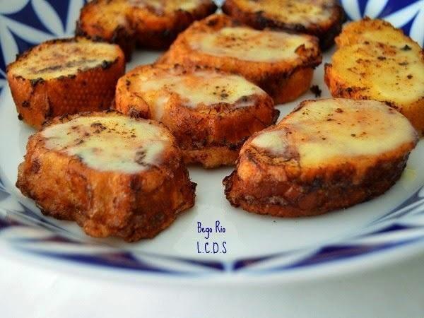Irresistibles son estas torrijas de natillas que comparten desde el blog LA COCINA DE SAMIRA.