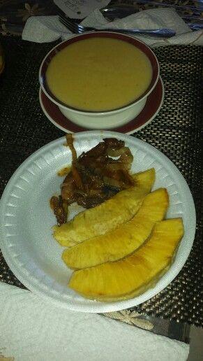 how to cook breadfruit porridge
