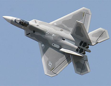 F 22 Raptor 70mm EDF Electric RC Jet Fighter Airplane Ready to Fly | eBay