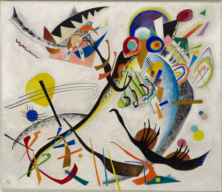Famous Abstract Artists Who Changed the World