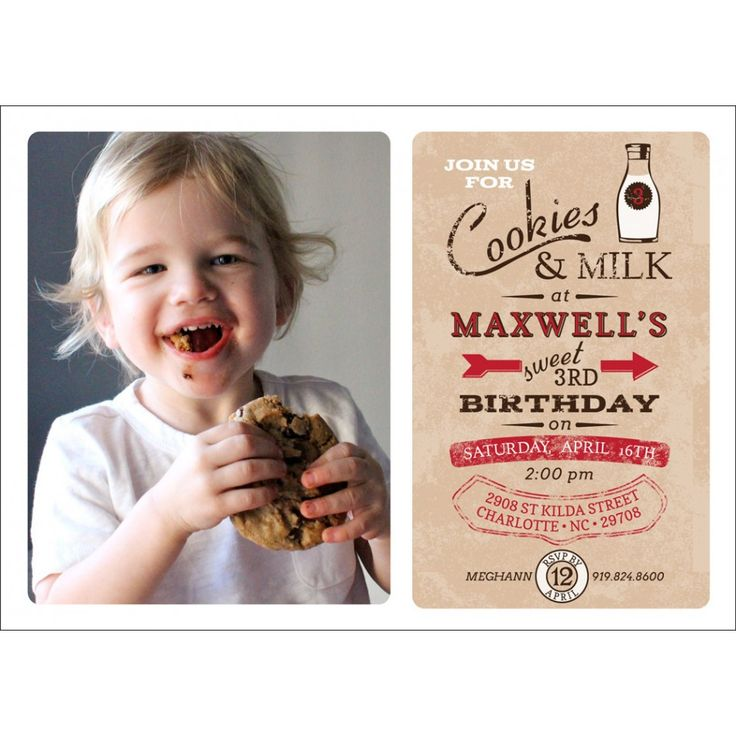1000+ Images About Milk And Cookies Party Theme On
