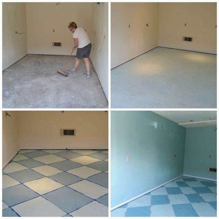 Best 25 Painting cement floors ideas on Pinterest Painted