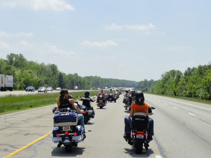 Dirks Bently Miles for Smiles Ride