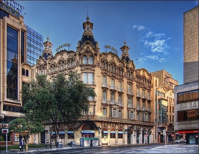 Gran hotel de Albacete