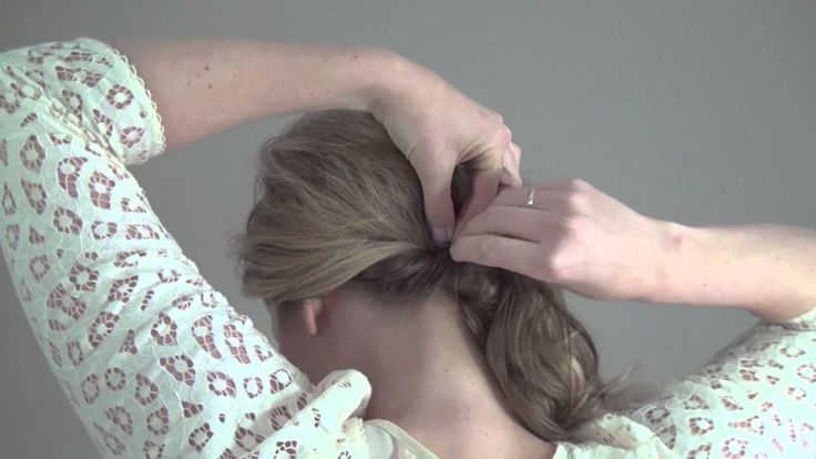 Real Simple Bridal Hair Tutorial Video: Swept to the Side with a Twist