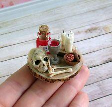 Halloween Love Potion Dollhouse Miniature                                                                                                                                                                                 More