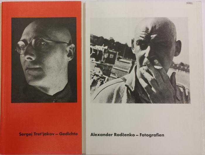 A. Rodcenko (Fotographie) und S. Tret'jakov (Poesie) - Samozveri: Selbst gemachte Tiere :: Köln, Verlag der Buchhandlung Walther König, 1980