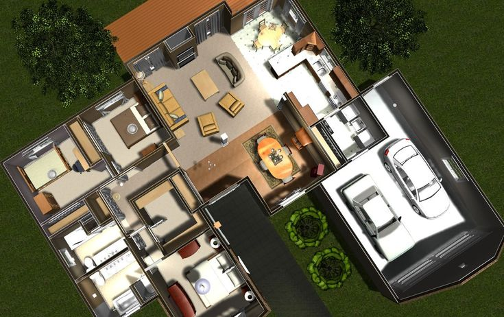 Luxury Easy 3d House Design software Check more at http://www.jnnsysy.com/easy-3d-house-design-software/