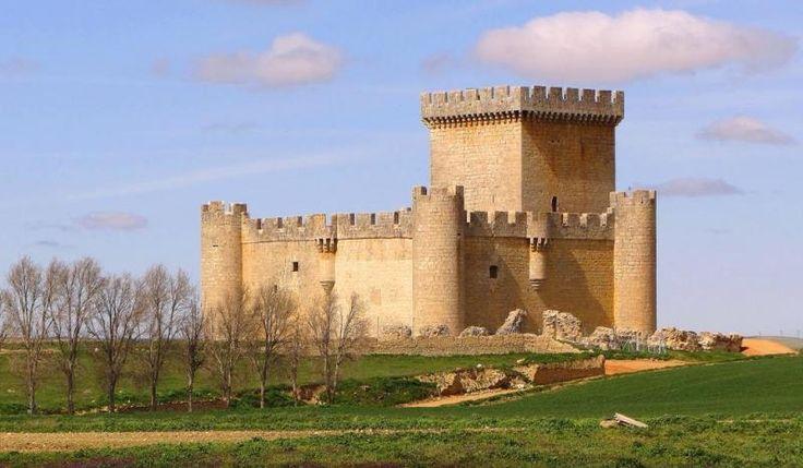 Castillo de Villalonso - Comarca de Toro, provincia de Zamora