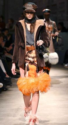 Prada, moda, Milano fashion week,