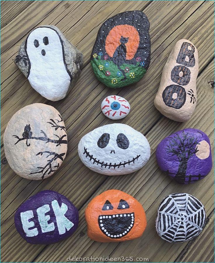 Steine malen – einfache und originelle Ideen zum Verzieren von Steinen – Garten
