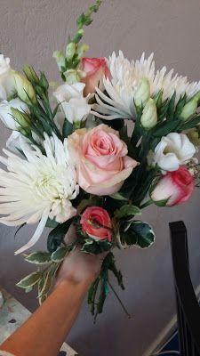 Practice bouquet one
