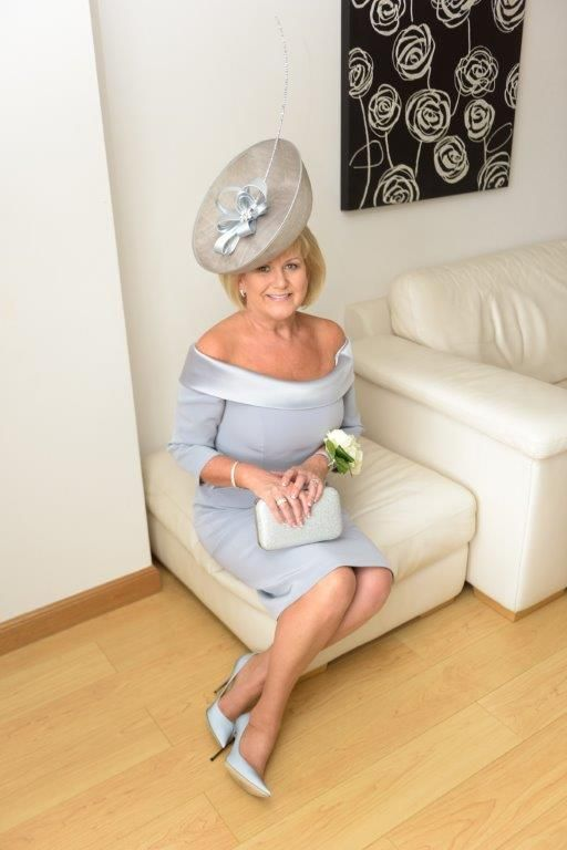 Cute Mother of the Bride
