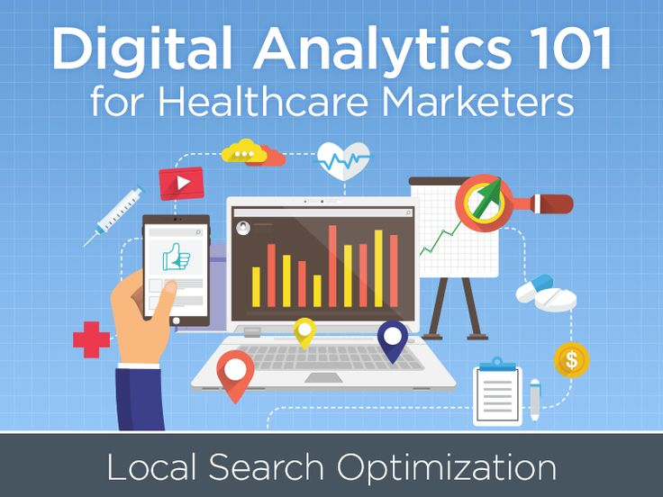 """This post is part of our series, """"Digital Analytics 101 for Healthcare Marketers,"""" where we provide short briefs on the ins and outs of digital strategy. In this article, we'll discuss why local search optimization is critical for bolstering online visibility, and how you can use it to attract new patients in your area."""