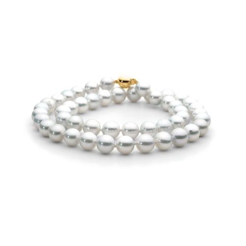 South Sea Pearl Round Necklet – Leske's Jewellers