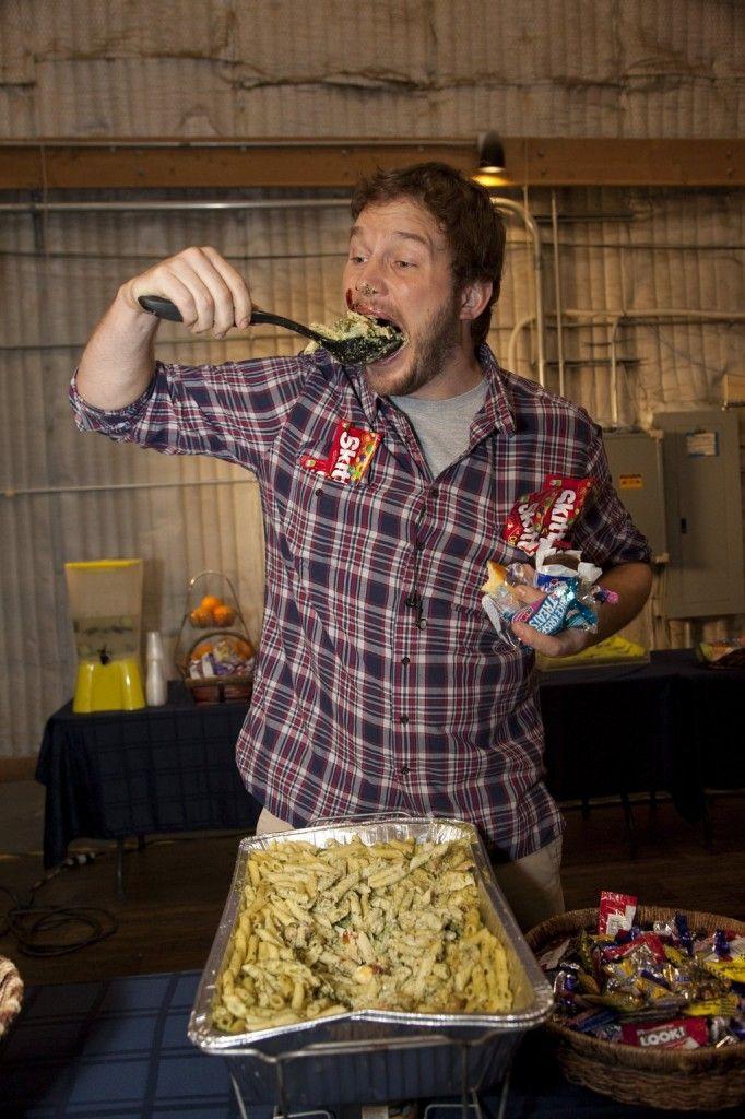 Chris Pratt - How to Get Fat (1)