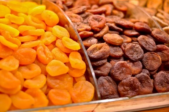 """Cyprus - """"Pasta frouta"""" (Dried fruits)"""