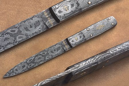 Casino royale knives