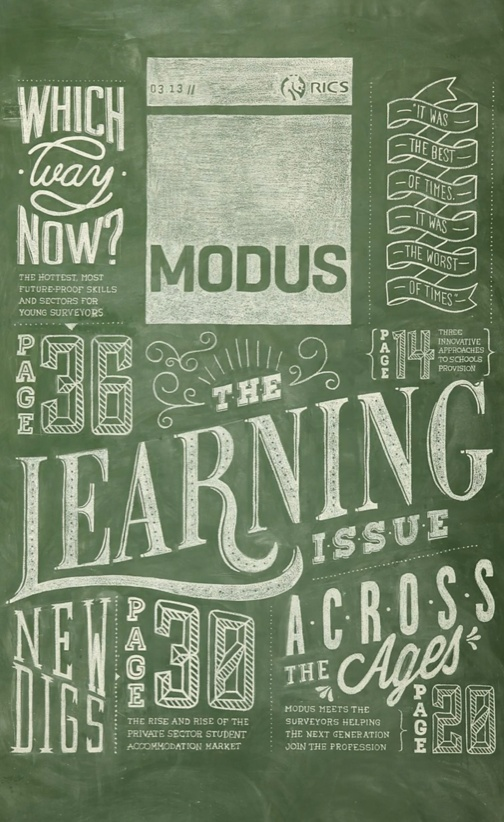 Hand Lettering Cover by studio Coming Soon