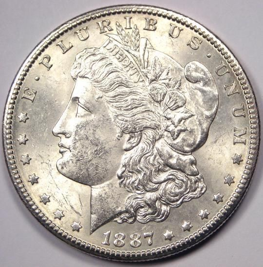 #New post #1887-S Morgan Silver Dollar $1 - Nice Uncirculated (UNC MS) - Rare Date Coin!  http://i.ebayimg.com/images/g/O-4AAOSwo6lWJYE0/s-l1600.jpg      Item specifics     Year:   1887   Mint Location:   San Francisco      1887-S Morgan Silver Dollar $1 – Nice Uncirculated (UNC MS) – Rare Date Coin!  Price : 185.00  Ends on : Ended  View on eBay  Post ID is empty in... https://www.shopnet.one/1887-s-mo