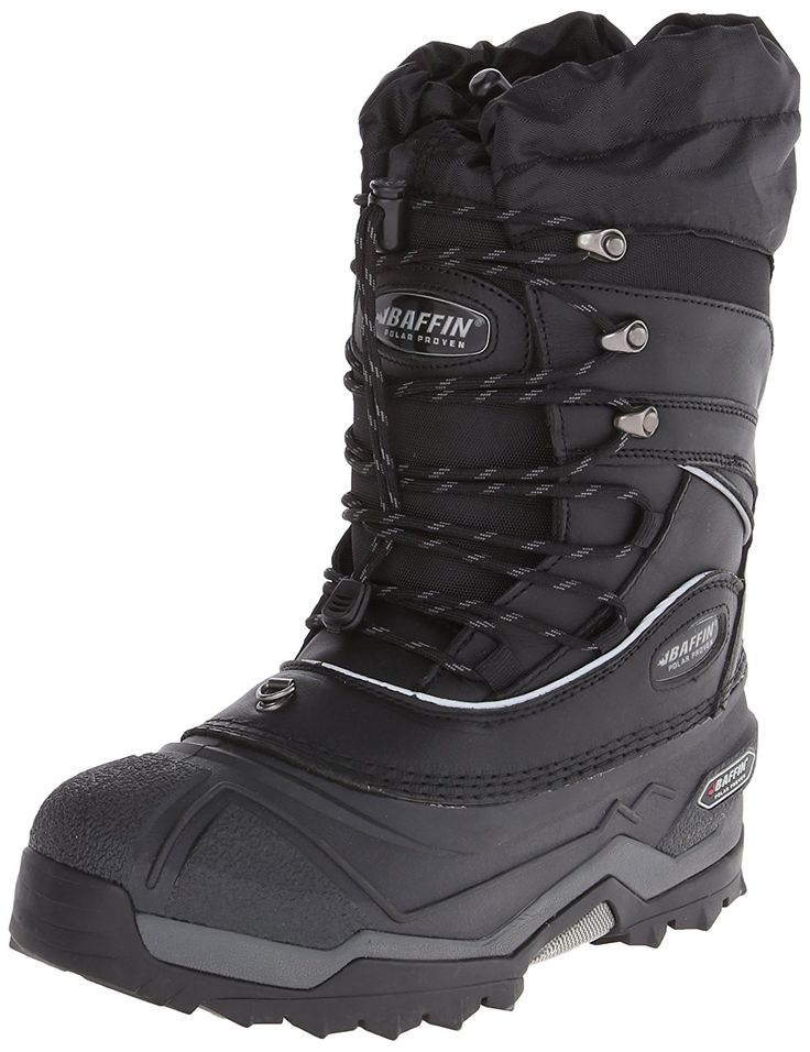 Baffin Men's Snow Monster Insulated All-Weather Boot ** Tried it! Love it! Click the image. : Men's boots