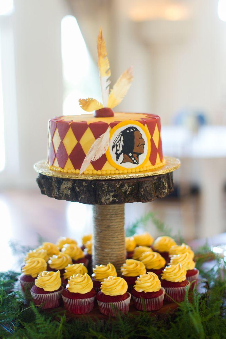 The 25 Best Redskins Cake Ideas On Pinterest Washington