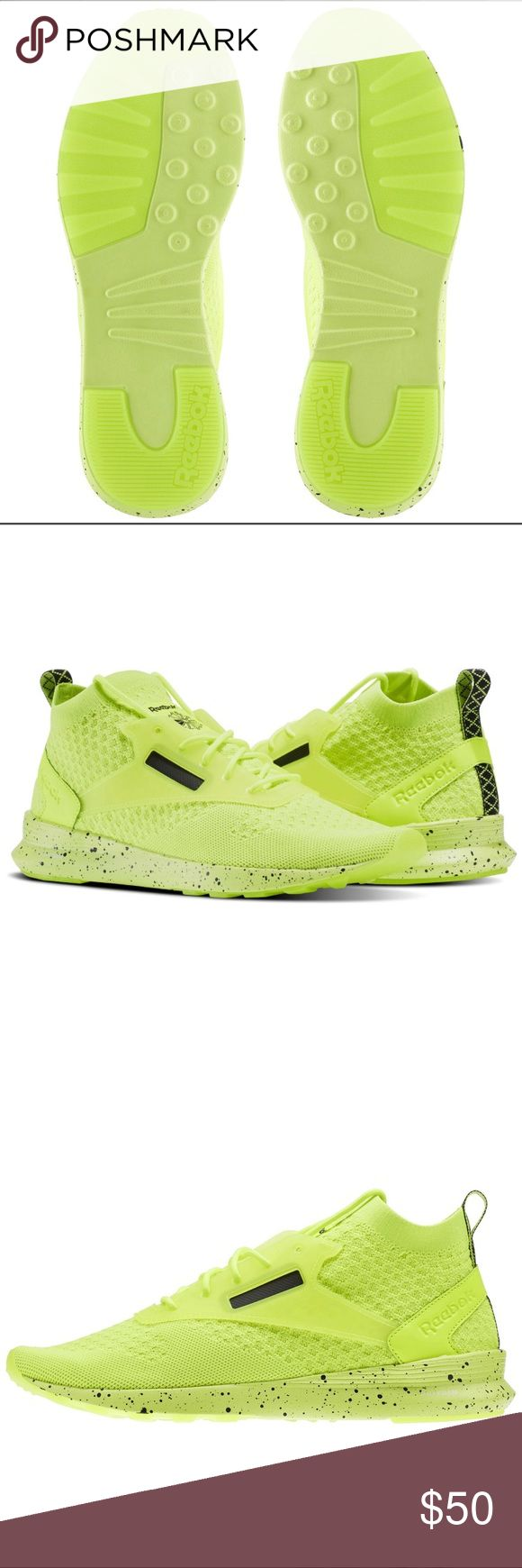 NIB Reebok zoku runner ultraknit IS Brand new Reebok zoku runner ultraknit.   One piece knit upper for a lightweight , sock-like fit Sock like construction  Runner outsole  True to size. Reebok Shoes Athletic Shoes
