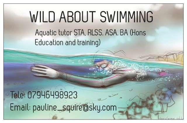 Diary of an open water swimmer - Wild about swimming and Great North Swimmers: New logo !!!