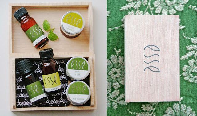 Evelinas Ekologiska: Esse Organic Skincare