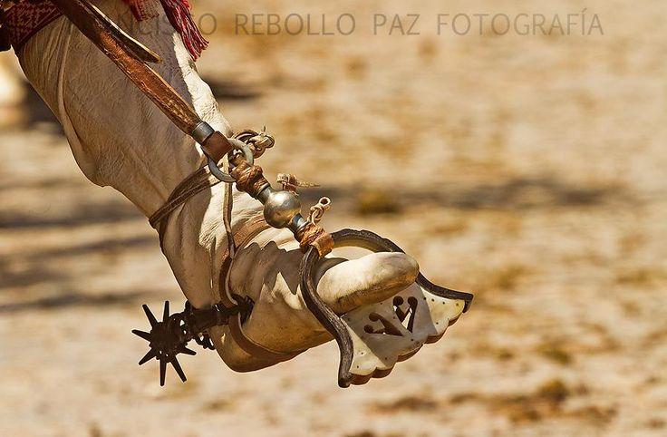 BOTAS DE POTRO Fotografía Francisco Rebollo Paz