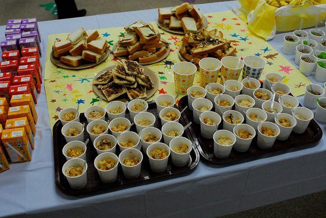 Possum Magic Party   Flickr - Photo Sharing! Mornay & vegemite sandwiches