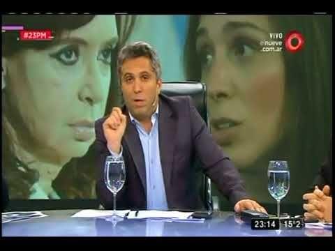 Cristina y Vidal pelean en el Conurbano