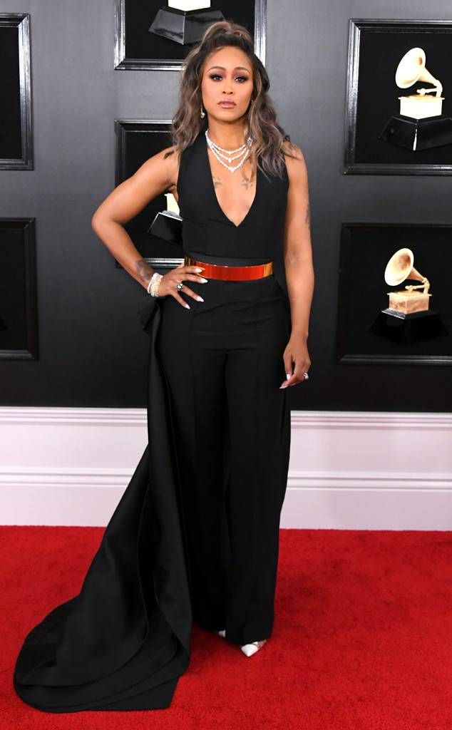 Eve From 2019 Grammys Red Carpet Fashion E News Red Carpet Fashion Fashion Red Carpet Dresses