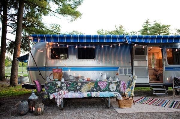 If you're an Airstream travel trailer lover like I am, I think you'll really enjoy this renovation. It's a story about a family of four who partnered with Anthropologie to transfo…