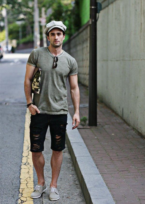 68 best Men's beach & summer fashion images on Pinterest