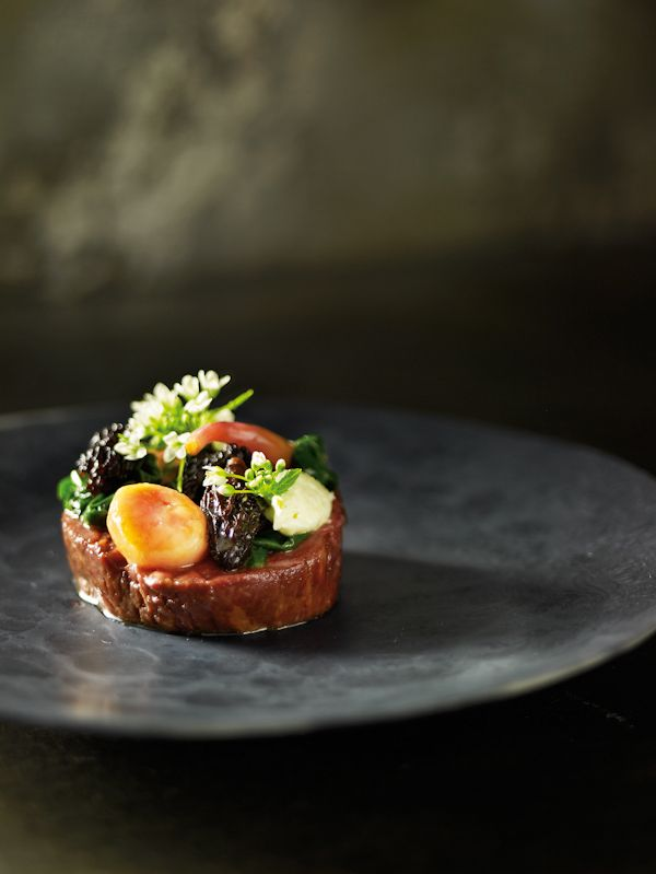 "Berliner Speisemeisterei   ""Quay – natured based cuisine"" – Peter Gilmore"