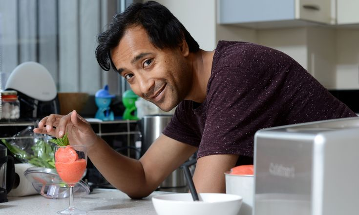 Kitchen gadgets review: the ice cream professional - a macho and vaguely smug machine