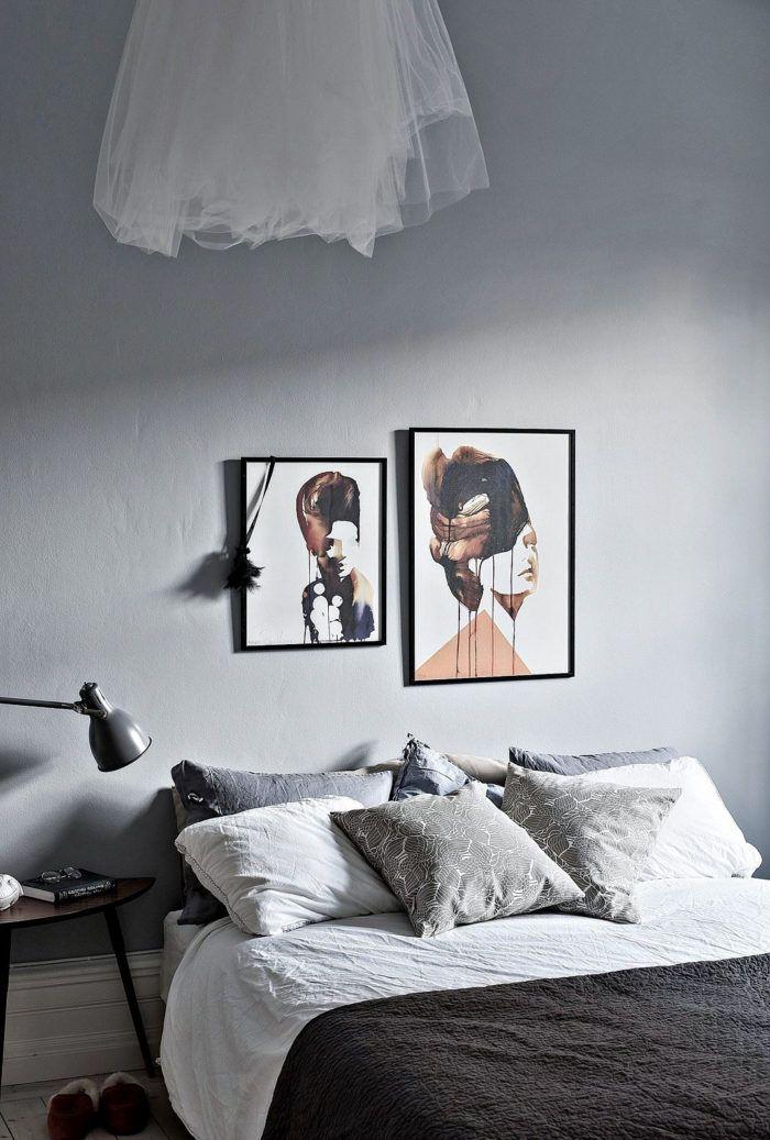 Låt inte en liten yta begränsa dig – det finns många snygga och smarta sätt att inreda även det minsta sovrummet.