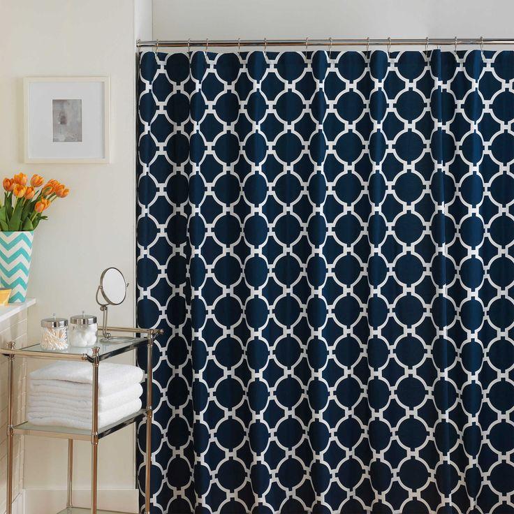 Jill Rosenwald 174 Hampton Links Shower Curtain New House