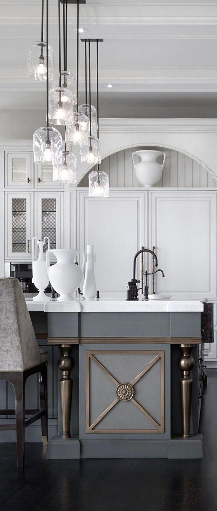 36 best GOURMET KITCHENS images on Pinterest | Beautiful kitchen ...