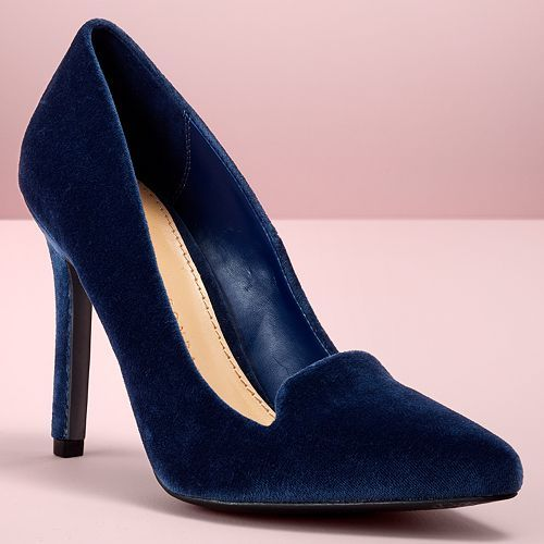 Lc Lauren Conrad Womens High Heel Dress Shoes
