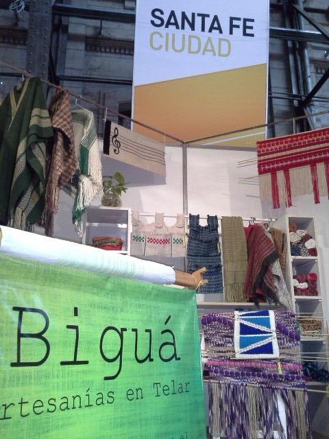 Biguá dice presente en la Feria Navideña de Diseña Santa Fe