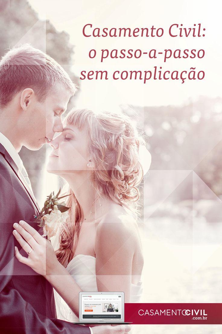 Descubra quais as etapas inicias para realizar o casamento no civil explicadas de forma simples e fácil.