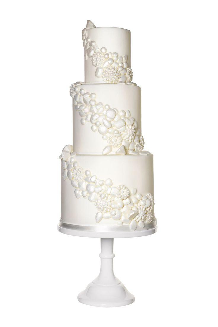 121 best Wedding dream cakes images on Pinterest | Cake wedding ...